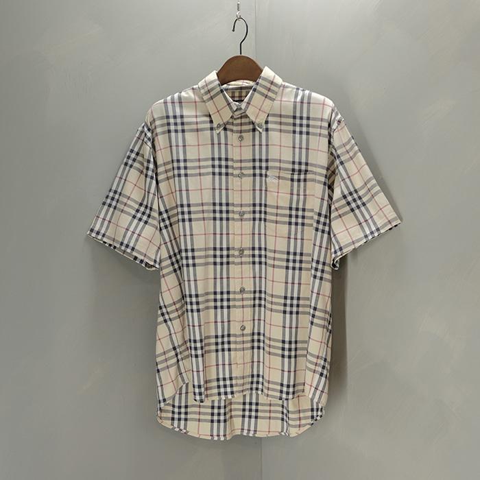 버버리  Burberry novacheck shirt