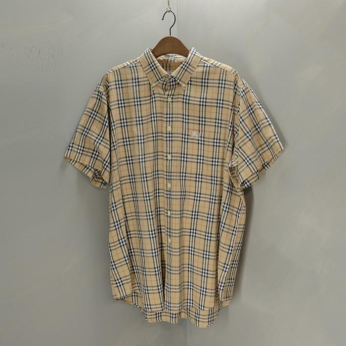 버버리  Burberrys classic check shirt