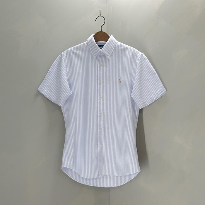랄프로렌  Ralphlauren oxford stripe shirt
