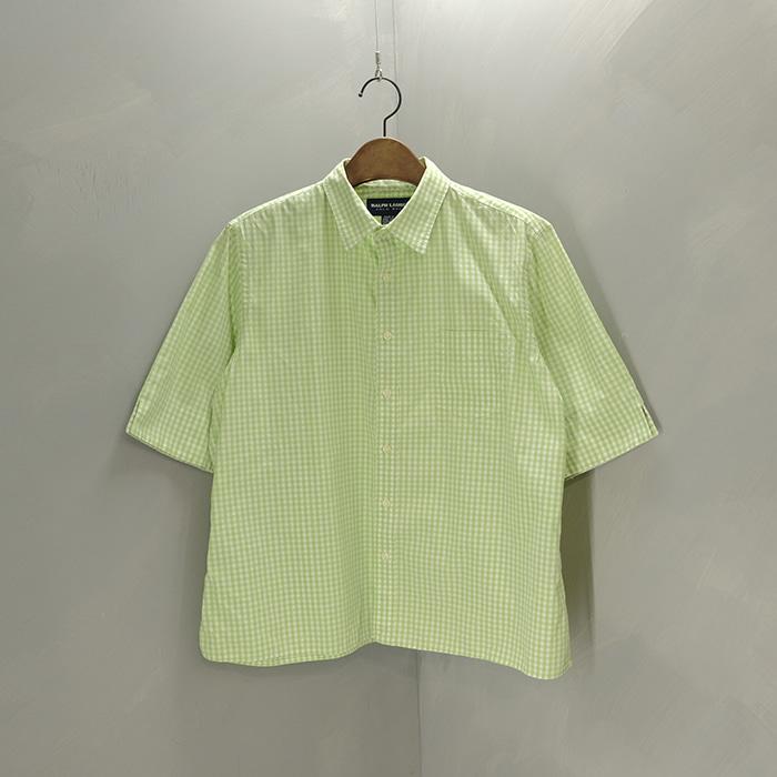 랄프로렌  Polo golf check shirt