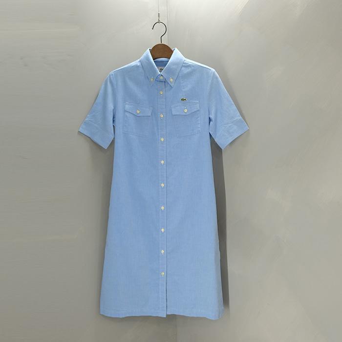 라코스테 / Made in japan  Lacoste shirt opc