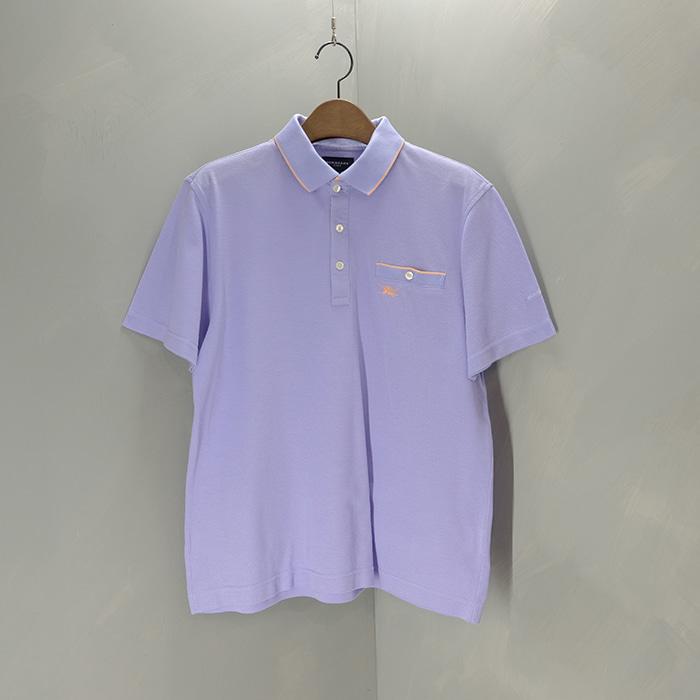버버리 / Made in japan  Burberry golf pk shirt