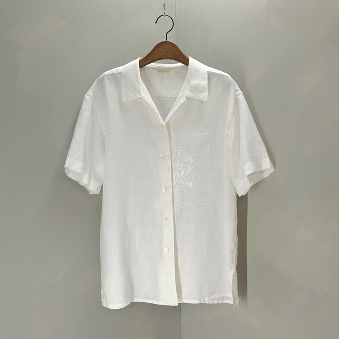 버버리  Burberrys linen shirt