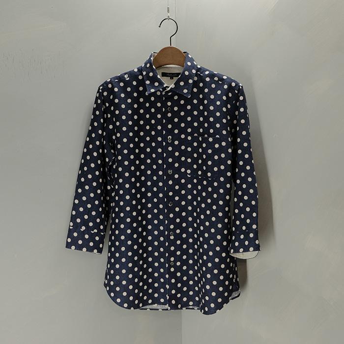 유나이티드 애로우즈 / Made in japan  United arrows pure linen shirt
