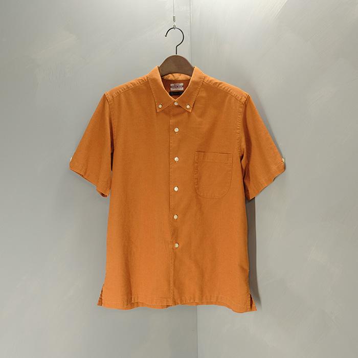 빔즈  Beams linen mix shirt