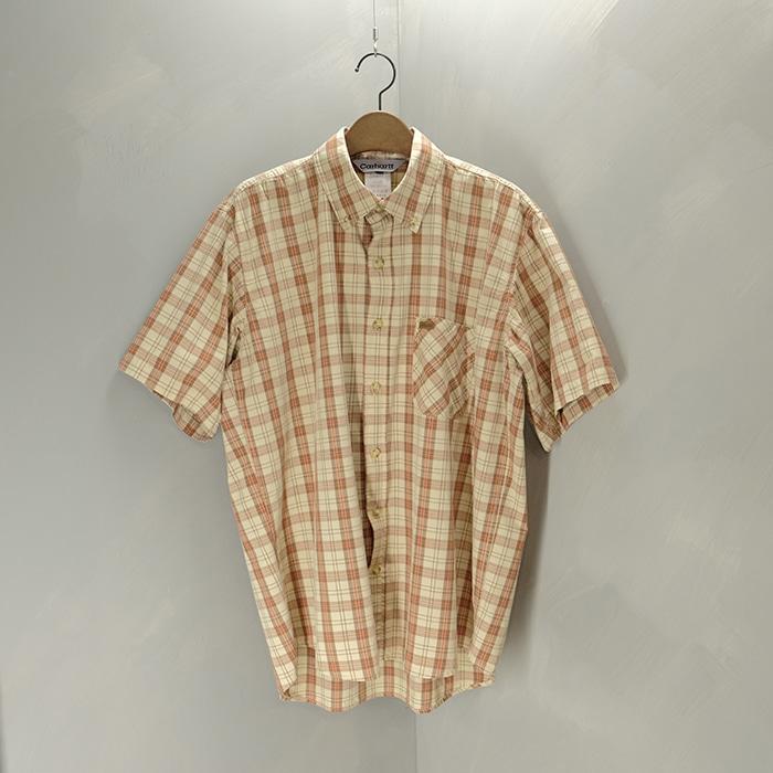 칼하트  Carhartt check shirt