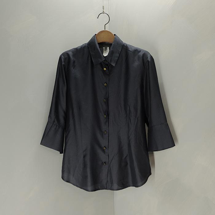 르코뱅 / Made in italy  Les copain silk shirt