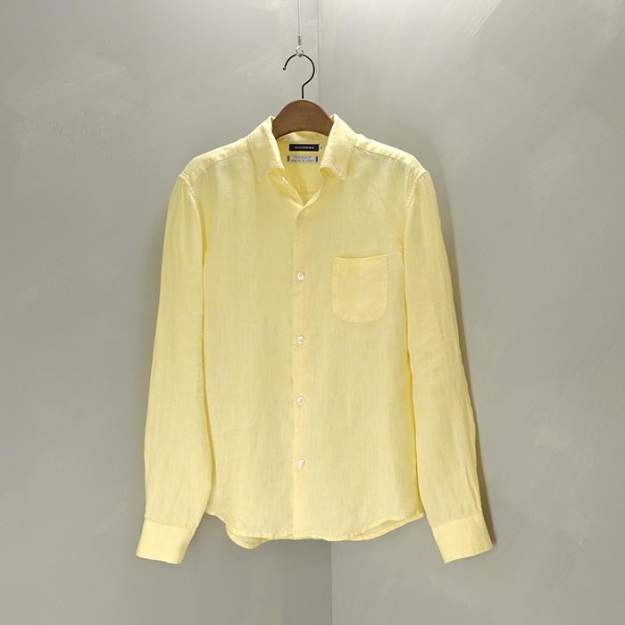 어반리서치  Urban research french linen shirt