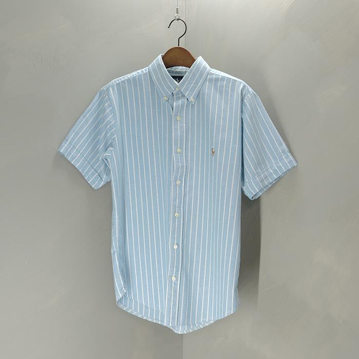 랄프로렌  Ralphlauren oxfrd stripe shirt