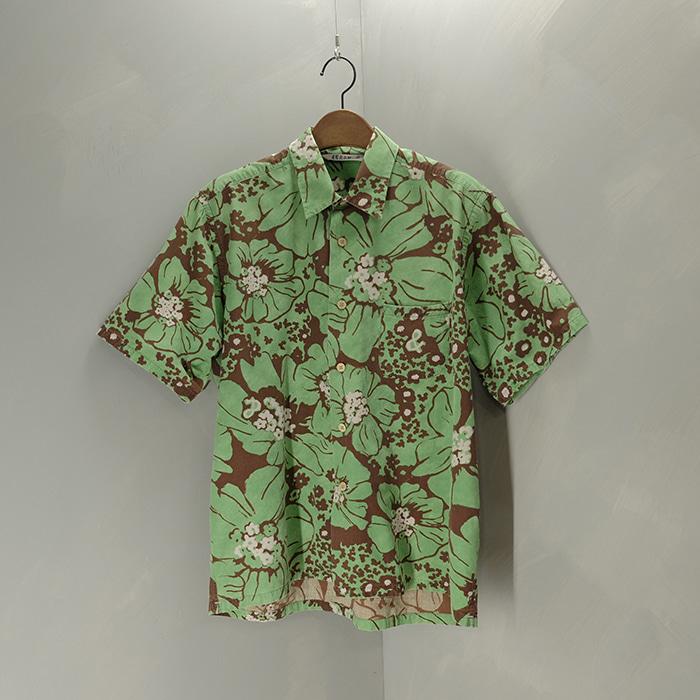 45알피엠 / Made in japan  45RPM floral pattern shirt