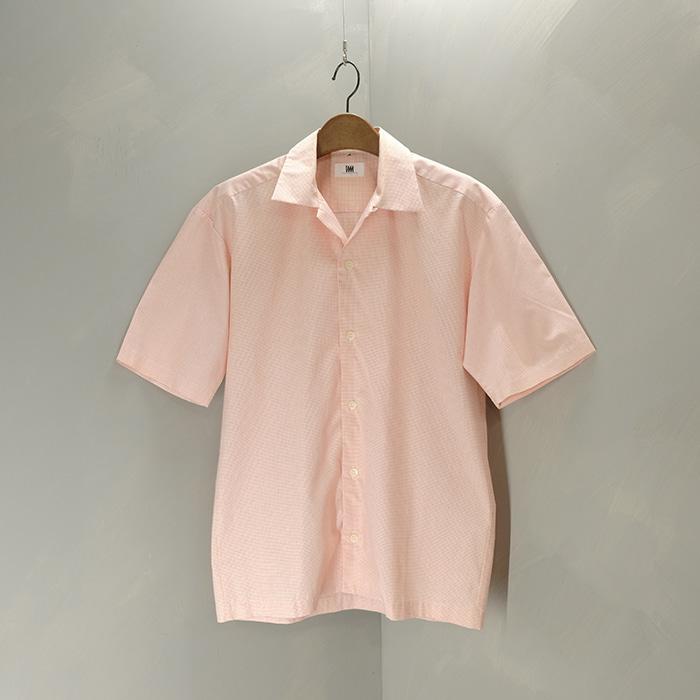 이세이 미야케 스튜디오 / Made in japan  IM miyake studio check shirt