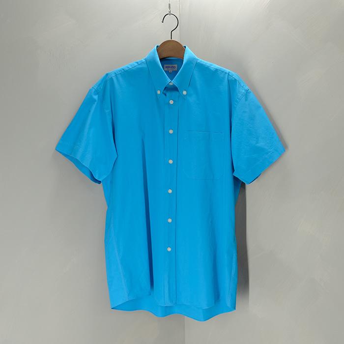 겐조 / Made in japan  Kenzo blue shirt
