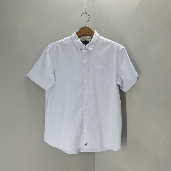 폴스미스  Paulsmith unbal b/d collar shirt