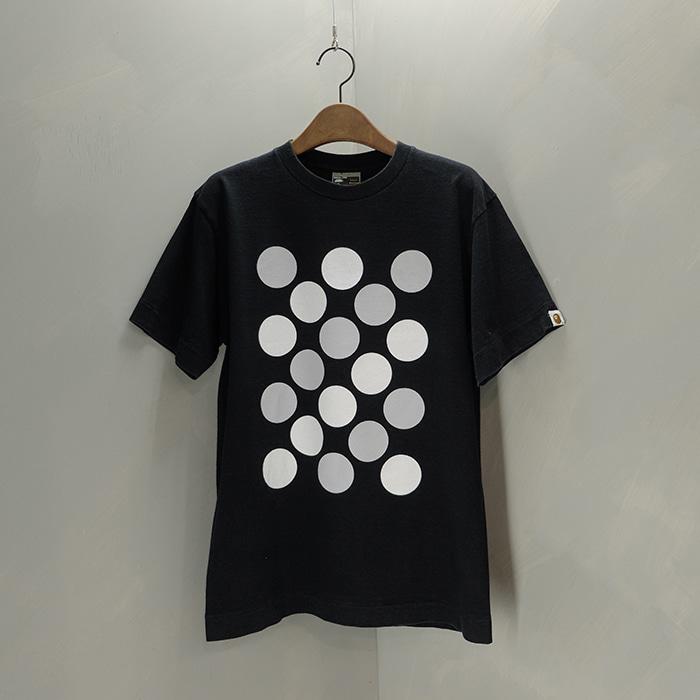 베이프 / Made in japan  A bathing ape Print T