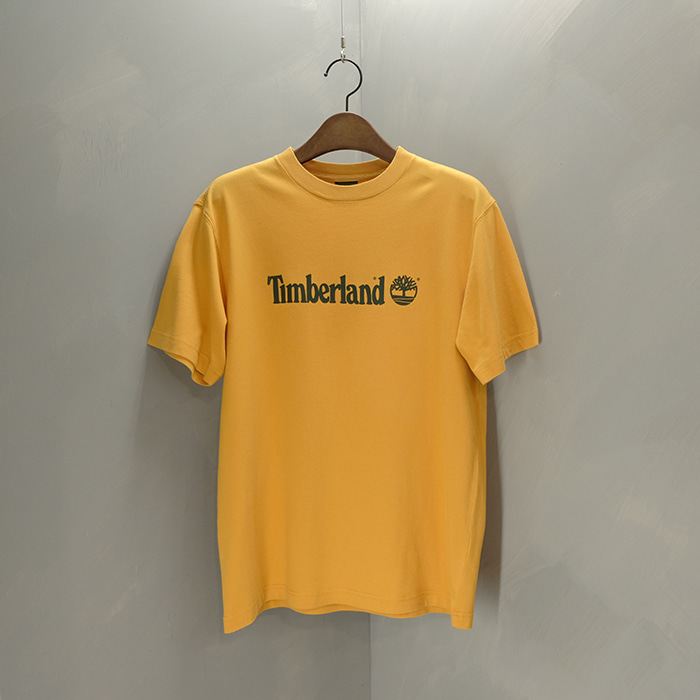 팀버랜드  Timberland logo print T