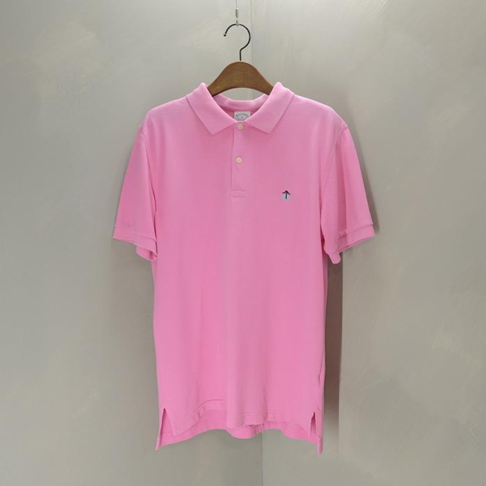 브룩스 브라더스  Brooks brothers slim fit pk shirt