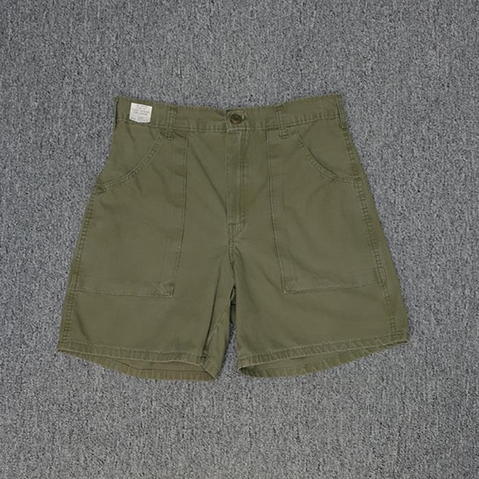 궁호 / Made in usa  Gung ho fatigue shorts