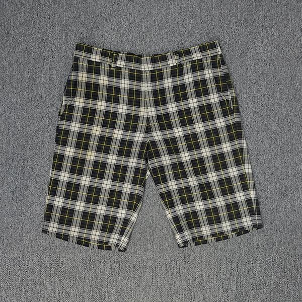 유나이티드 애로우즈 / Made in japan  B&Y united arrows check shorts