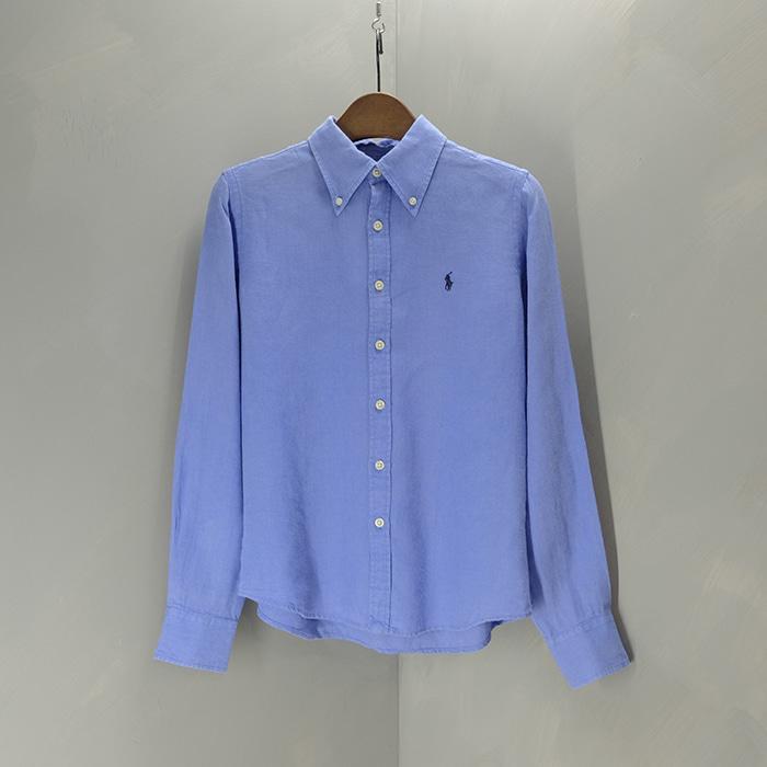 랄프로렌  Ralphlauren linen shirt
