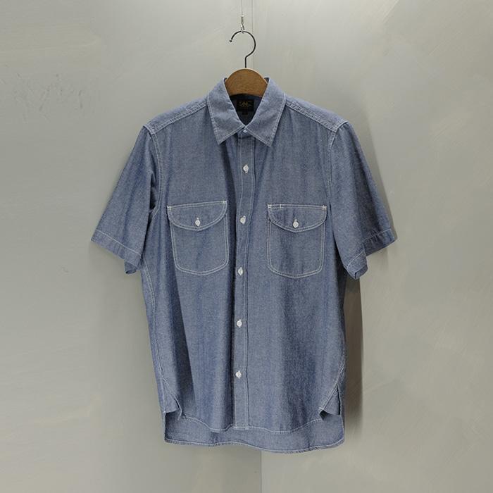 리  Lee 2pocket work shirt
