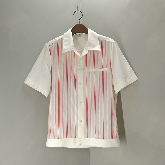 폴앤죠 / Made in france  Paul & joe strie shirt