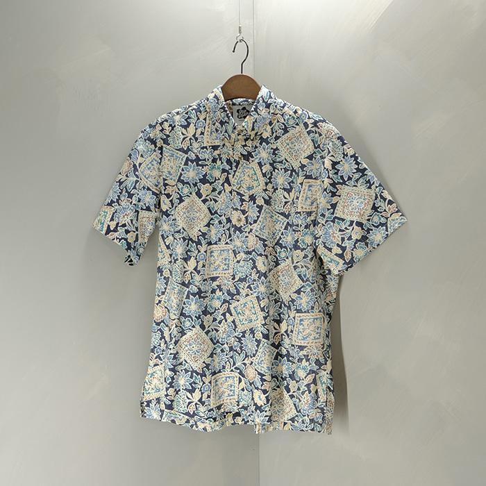 하일로 해티 / Made in usa  Hilo hattie tripical shirt