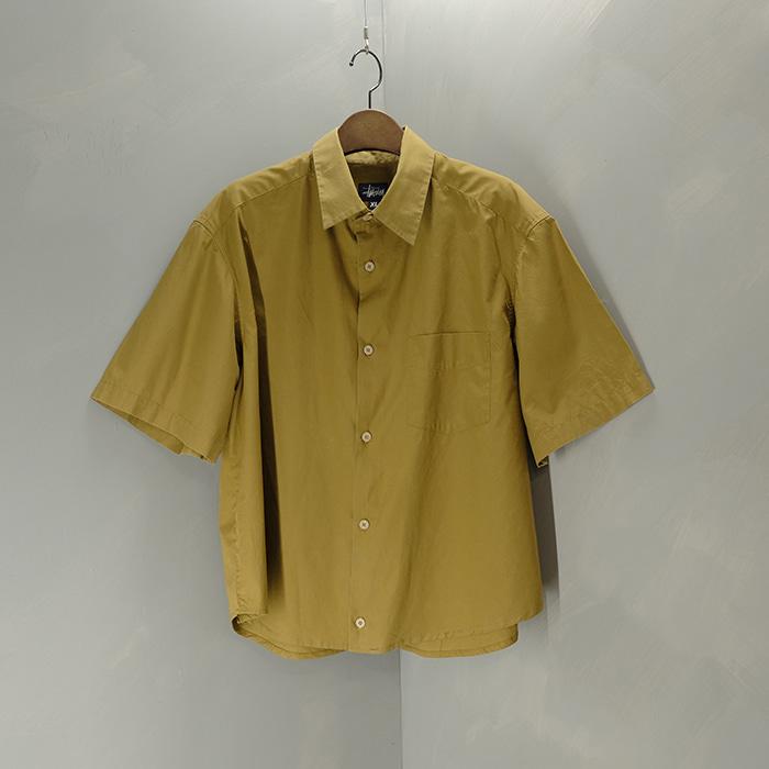스투시 / Made in USA  Stussy cropped shirt