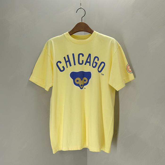 시카고 컵스  Chicago cubs print T