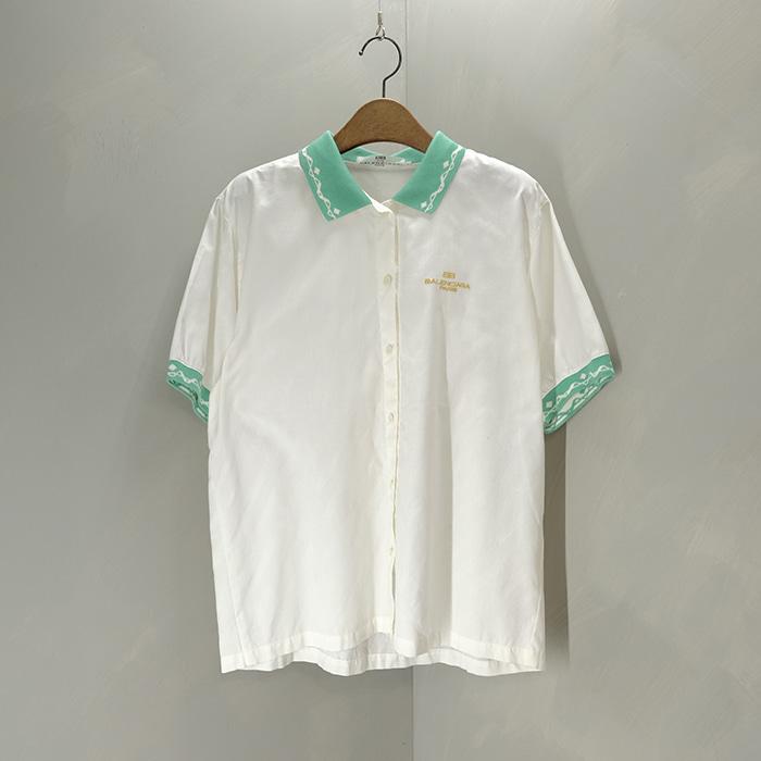 발렌시아가 골프  Balenciaga golf shirt