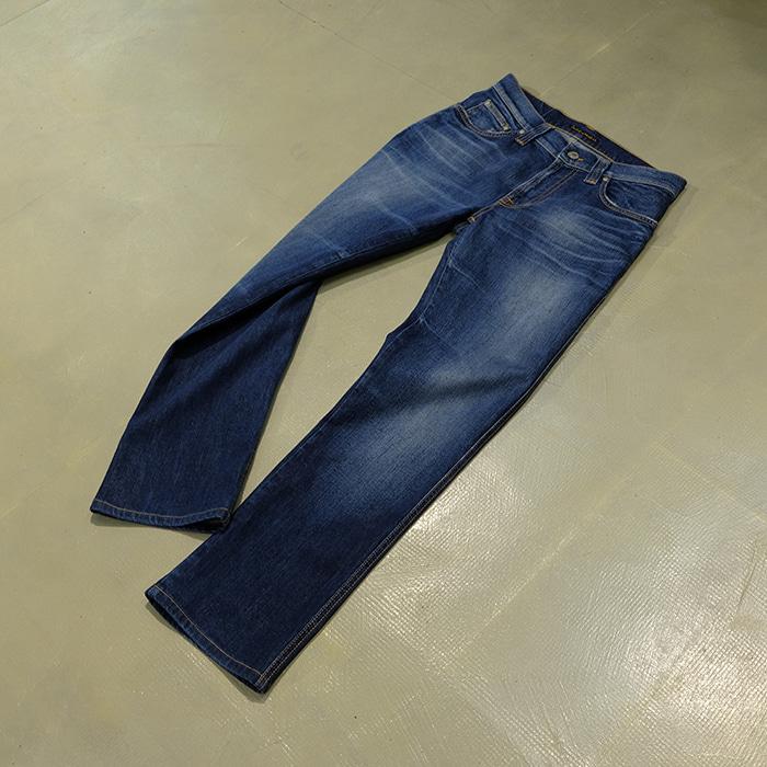 누디진 / Made in italy  Nudie jeans slim jim pants