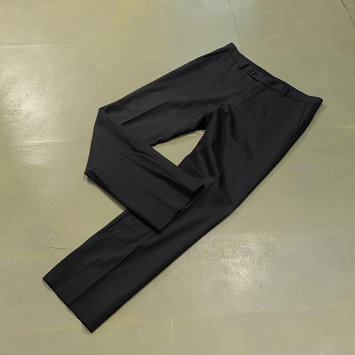캘빈 클라인  CK calvin klein stripe wool pants