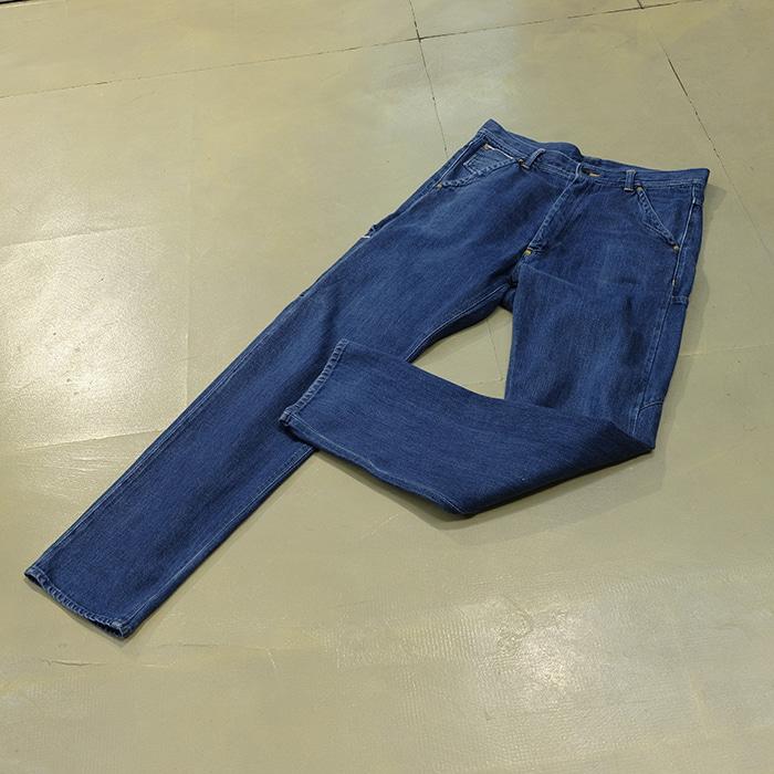 오어글로리 / Made in japan  Orglory slim selvedge denim pants
