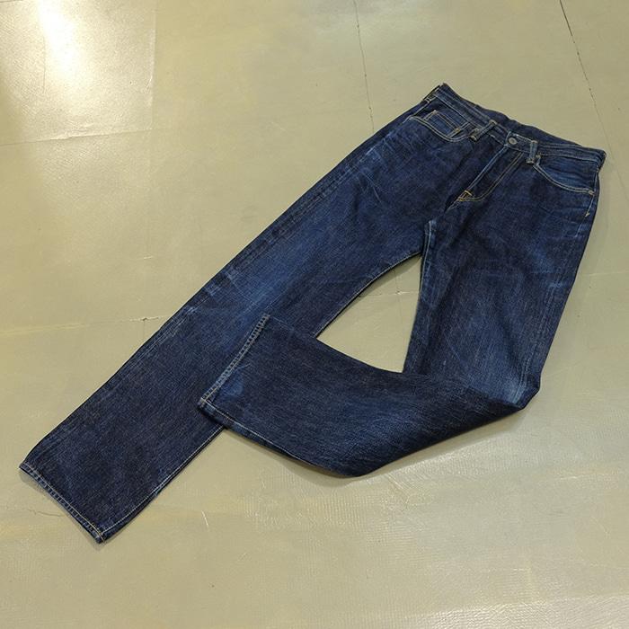 스튜디오 달치산  Studio d'artisan selvedge pants