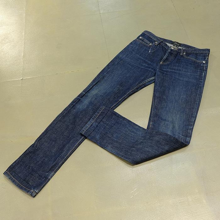 아페쎄  APC denim pants