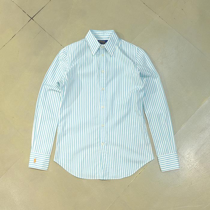 랄프로렌  Ralph lauren stripe shirt
