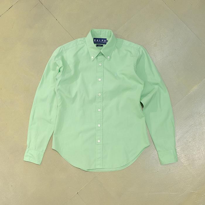 랄프로렌 / Made in japan  Ralph lauren b/d collar shirt