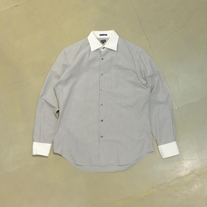 폴스미스 / Made in japan  Paul smith stripe shirt