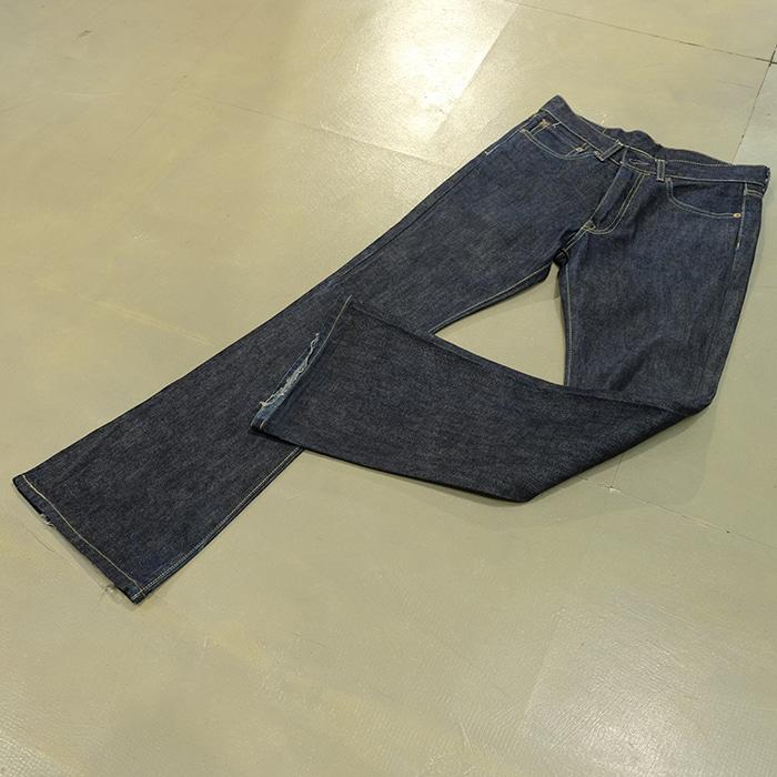 도쿄진스 / Made in japan  Tokyo jeans tj-3 selvedge bootscut