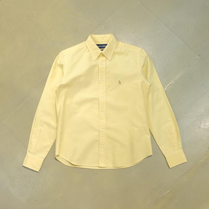 랄프로렌  Ralph lauren oxford b/d collar shirt