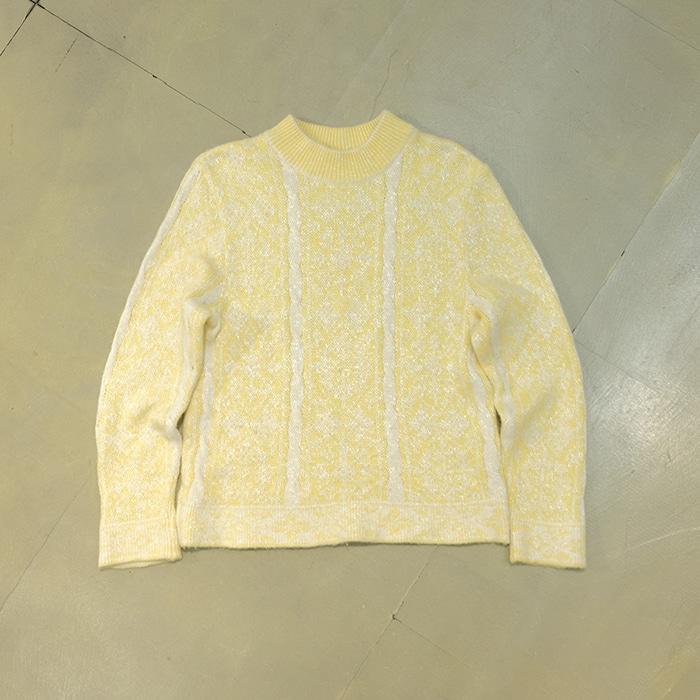 크리스챤디올  Christian dior knit sweater