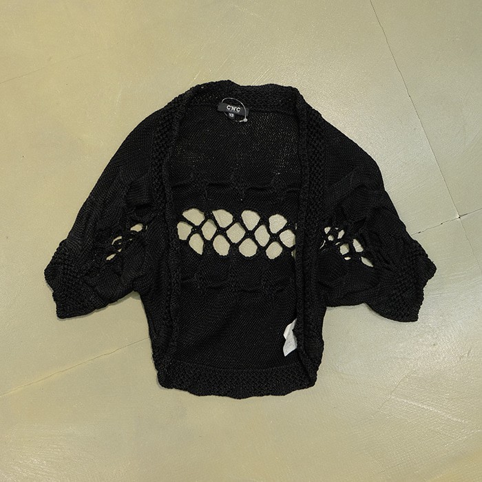 커스튬내셔날 / Made in italy  CNC costume national net  Bolero