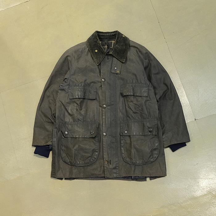 바브어 / Made in uk  Barbour bedale wax jacket