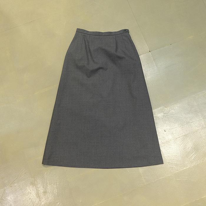 브룩스 브라더스 / Made in japan  Brooks brothers long wool skirt
