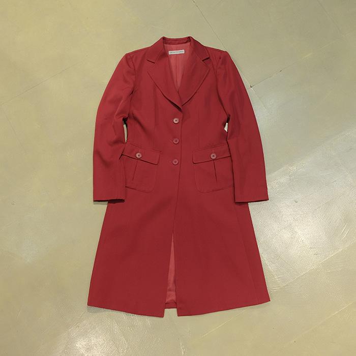 엠포리오 알마니 / Made in italy  Emporio armani wool long coat