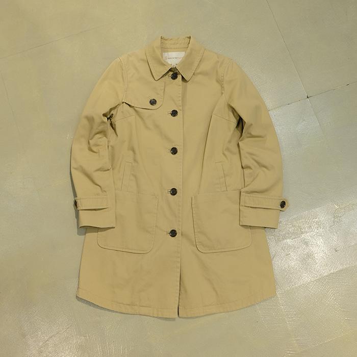 폴 앤 죠  Paul & joe single trench coat