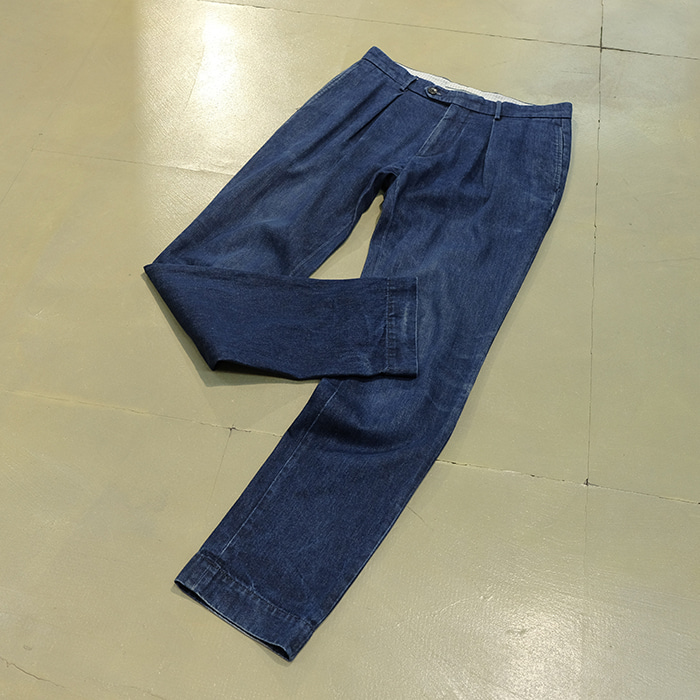 쉽스 / Made in italy  Ships denim trousers