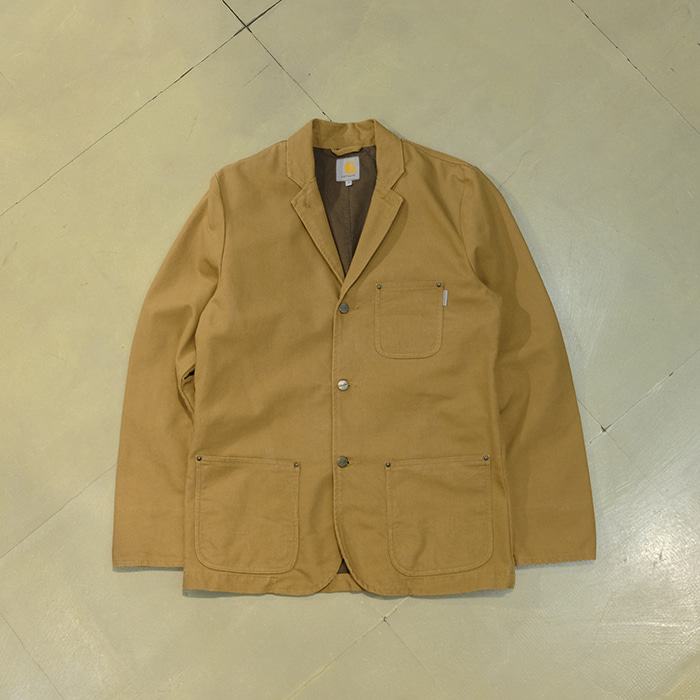 칼하트  Carhartt duck cotton 3b blazer