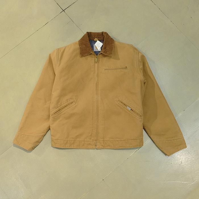 칼하트 / Made in usa  Carhartt 90's vtg blanket linned jacket