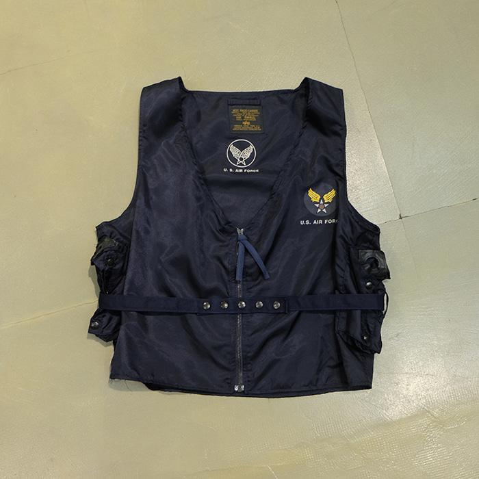 알파 인더스트리  Alpha industries radio carrier vest