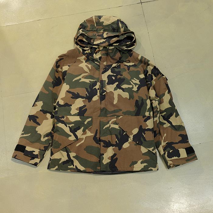 인디고스  Indigos camo hood jacket